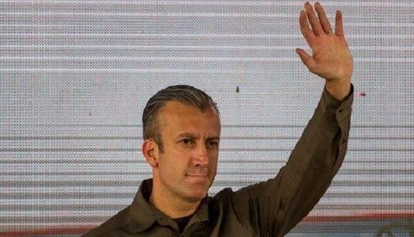 El Departamento del Tesoro también acusó al empresario venezolano Samark López, supuesto testaferro de El Aissami, de proporcionar asistencia, apoyo financiero y bienes y servicios en favor de las actividades del funcionario. | Foto: EFE