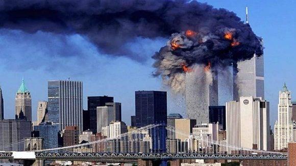 Imágenes del ataque a las Torres Gemelas