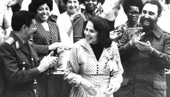 Cuba recuerda a Vilma Espín, a 12 años de su fallecimiento