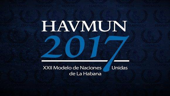 EL Modelo de Naciones Unidas de La Habana llega a su XXII Edición
