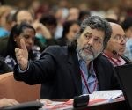 Abel Prieto, ministro de cultura. Foto: Cubadebate.