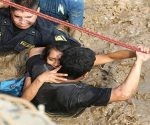 Al menos 64 distritos en Perú se encuentran en riesgo de posible inundación y deslizamientos por las fuertes lluvias. Foto: Reuters.