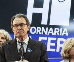Artur Mas, inhabilitado por dos años. Foto: Joan Sánchez/ Atlas.