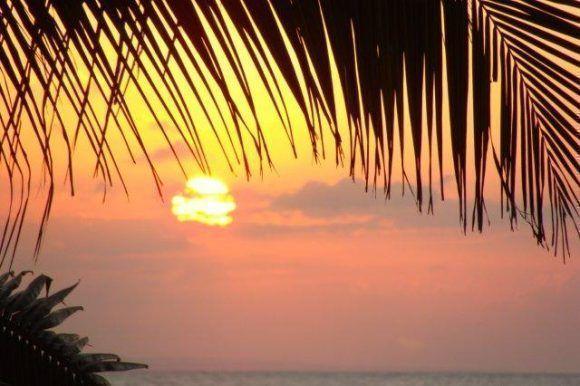 Atardecer en Varadero. Foto; M. Carmen RC / Cubadebate