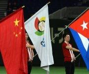 IV clasico mundial tokyo japon segundor juego de cuba vs China