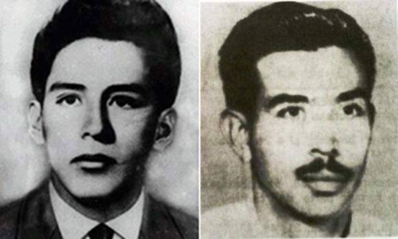 Benjamín Coronado (izq.) y Lorgio Vaca Marchetti (der.). Foto: Trabjadores/ Cubadebate.
