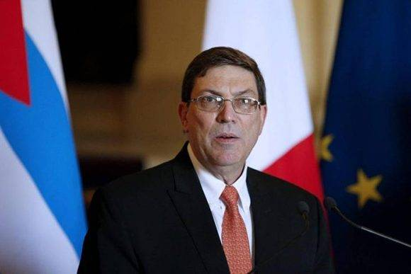 Canciller de Cuba: Cumbre Alba-TPC es un apoyo directo y manifiesto a Venezuela