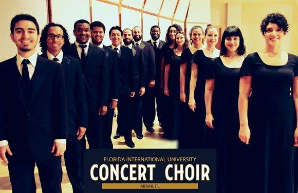 Coro de Conciertos de la Universidad Internacional de la Florida. Directora: Kathryn Kelly Longo / Estados Unidos