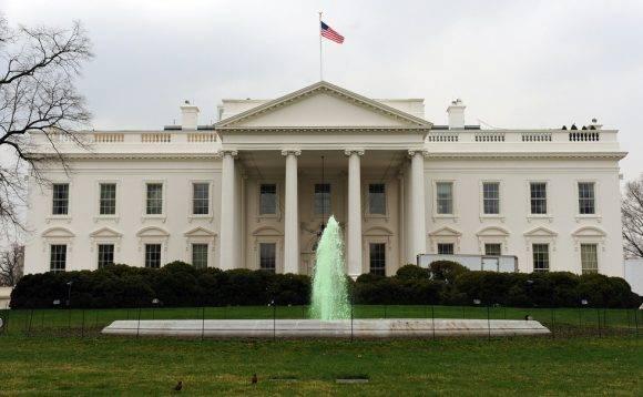Casa Blanca. Foto tomada de Washington-Ociogo.