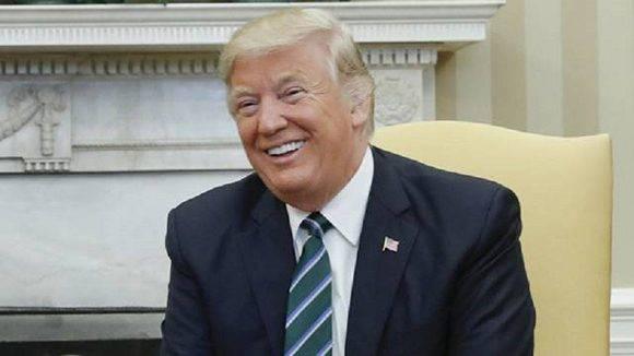 Donald Trump. Foto: AP.