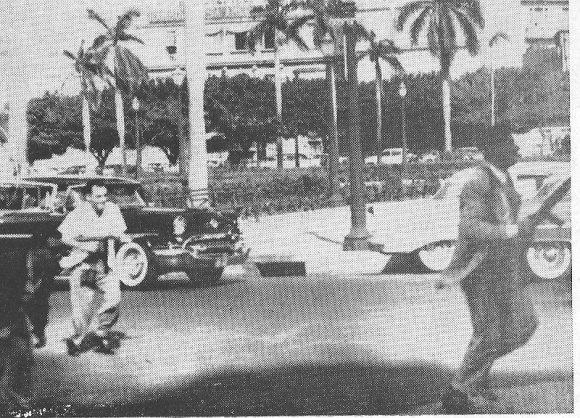 Foto del Asalto al Palacio Presidencial. Foto: Archivo de Cubadebate
