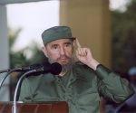 Fidel Castro. Foto tomada del sitio Fidel Soldado de las Ideas.