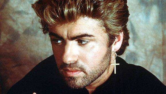 George Michael. Foto tomada de Rolling Stone.