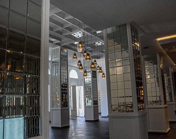 Vista interior del Gran Hotel Manzana Kempinski La Habana, situado en el casco histórico de esa ciudad y próximo a inaugurarse. Cuba, 10 de marzo de 2017. ACN FOTOS/Abel PADRÓN PADILLA/sdl