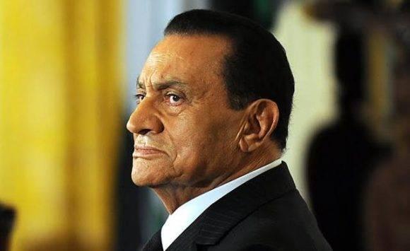 Hosni Mubarak. Foto tomada de Al Arabiya.