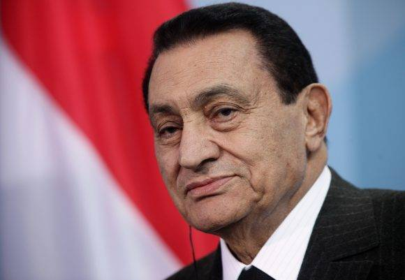 Hosni Mubarak. Foto: Getty Images.