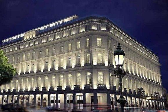 Hotel Manzana Kempinski: compleja intervención del inmueble