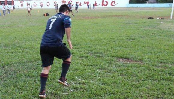 Juegos de Fútbol Once. Foto: Tomada del perfil Caribes FA en Facebook