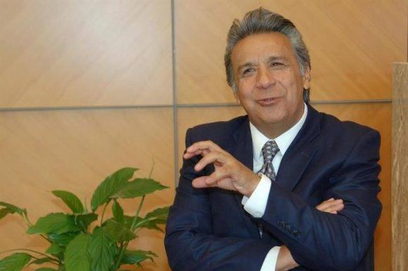 Crece apoyo de la sociedad civil a candidato ecuatoriano Lenín Moreno