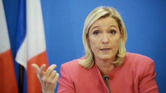 Marine Le Pen. Foto tomada de Fundación Crea.