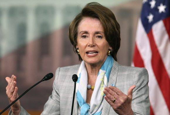 Nancy Pelosi. Foto: Getty Images.