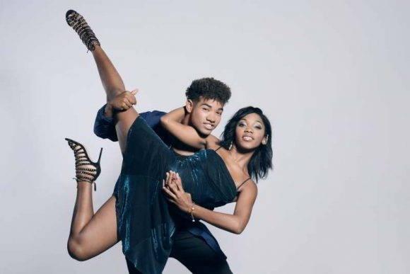 La pareja 12 se llevó el Premio de la Popularidad. Foto: Portal de la TV Cubana
