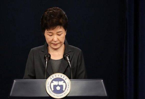 La presidenta Park Geun Hye de Corea del Sur ha sido oficialmente retirada de la presidencia. Foto: Archivo.