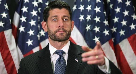 Paul Ryan. Foto tomada de Vanguardia.
