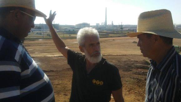 Ejecutores a pie de obra disminuirán el tiempo de construcción. Foto: Ismary Barcia/ 5 de septiembre.