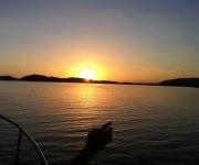 Puesta del Sol en Marea del Portillo, Pilón, Granma. Foto: Yancel Pérez Rosabal / Cubadebate