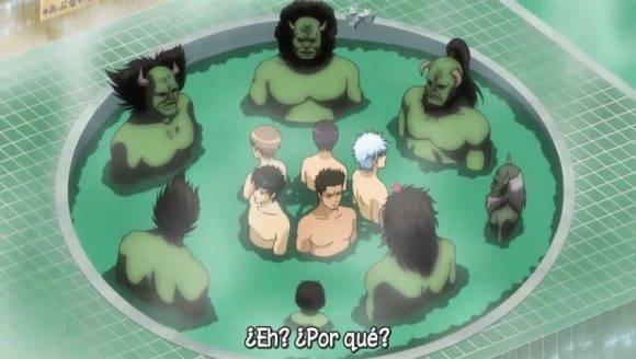 ¡El baño, lugar donde estás desnudo en cuerpo y alma!