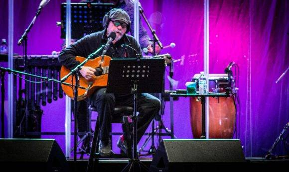 Silvio en Concierto en el Coliseo de San Juan, Puerto Rico, 25 de marzo de 2017. Foto: Alina de Lourdes Luciano / Cubadebate