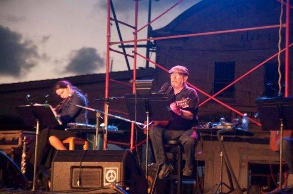 Silvio en Regla Foto: Iván Soca / Cubadebate
