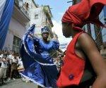 Danza afrocubana. Foto: AFP / Archivo Cubadebate