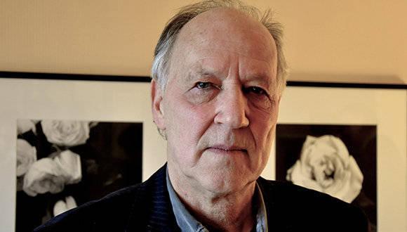 Werner Herzog. Foto tomada de New York Film Academy.