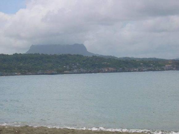 Yunque de Baracoa. Foto Miguelito, Guantánamo / Cubadebate
