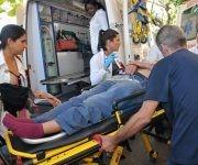 El accidente provocó  dos fallecidos y 27 lesionados. Foto: Juan Carlos Dorado/ 5 de Septiembre.