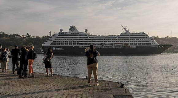 Compañías estadounidenses aumentan capacidad en cruceros a Cuba