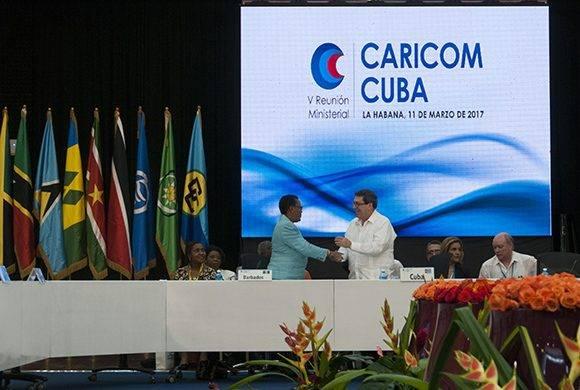 Cuba ratifica compromiso con el Caribe