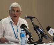 Rafael Zamora, director general interino para América Latina y el Caribe del Ministerio de Relaciones Exteriores de Cuba. Foto: Ladyrene Pérez/ Cubadebate.