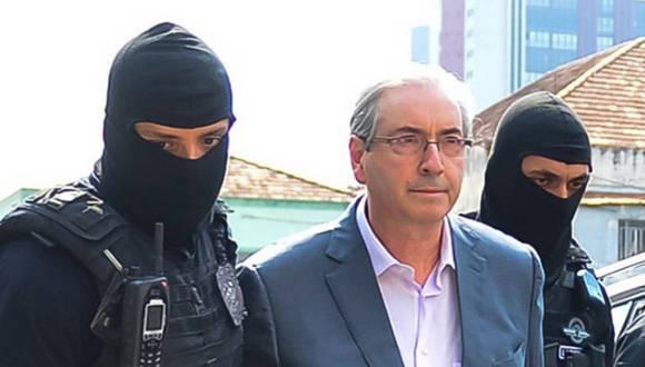 Eduardo Cunha es condenado a 15 años de cárcel. Foto: O Globo.