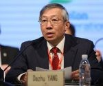 Dazhu Yang, director general adjunto del Organismo Internacional de Energía Atómica (OIEA). Foto: International Youth Nuclear Congress.