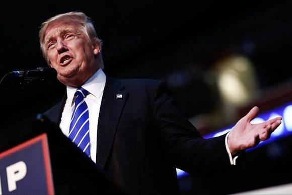 Donald Trump, presidente de los Estados Unidos, fracasó en su plan de derogar el Obamacare. Foto: Scott McIntyre / The New York Times.