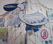 El tema principal de las exposiciones es el cuidado al medio ambiente. Foto: Ladyrene Pérez/ Cubadebate.