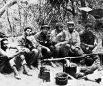 integrantes de la guerrilla en Bolivia. Foto tomada de Trabajadores.
