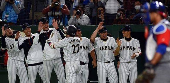 Japón doblegó por segunda vez a Cuba en este IV Clásico Mundial. Foto: Ricardo López Hevia/ Granma.