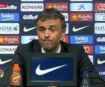 Luis Enrique anuncia que no seguirá en el FC Barcelona. Foto: GOL.
