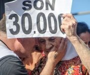 La dictadura dejó 30 mil muertos o desaparecidos. Foto: Kaloian/ Cubadebate.