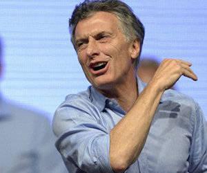 El presidente de Argentina, Mauricio Macri. Foto: AFP.