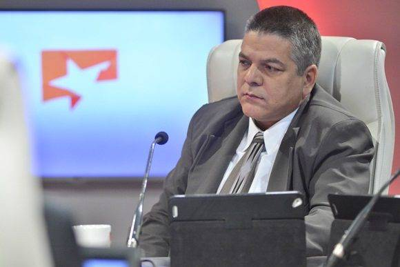 Eldis Vargas Camejo, Vicepresidente del GECC.